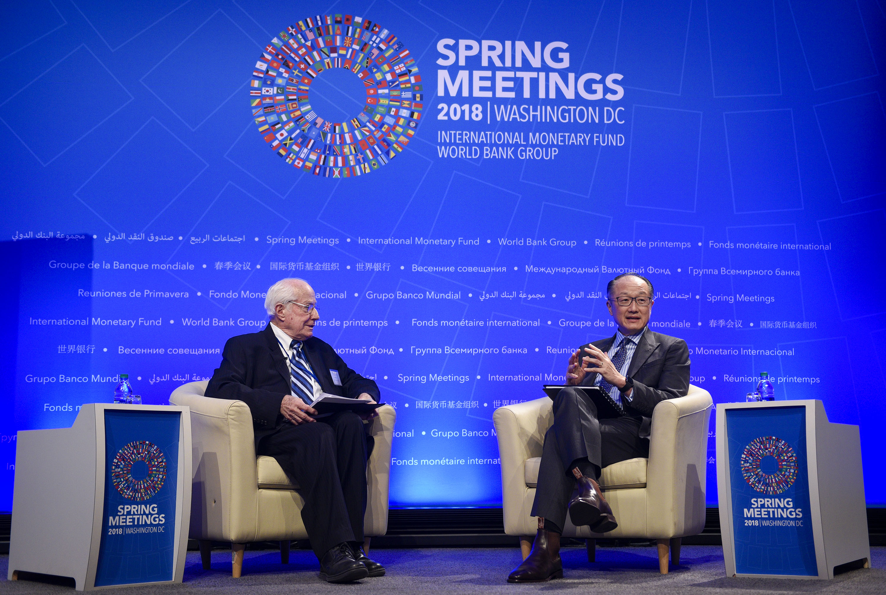 Annual Meeting   The Bretton Woods Committee