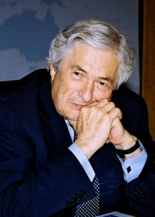 James Wolfensohn.