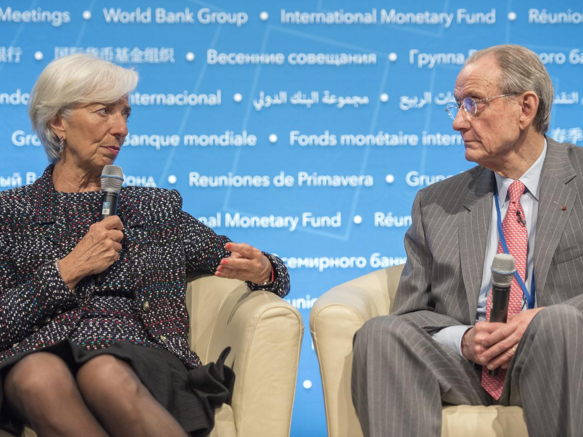 Lagarde and Rhodes