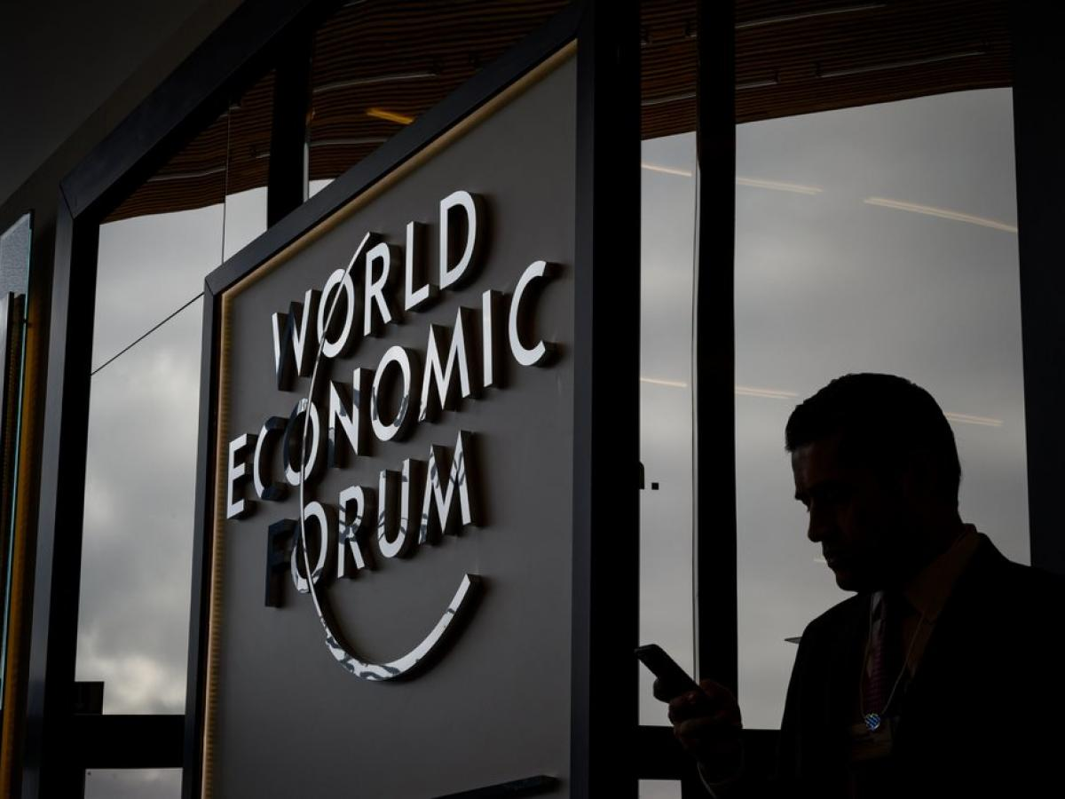 The circulation of a letter from the investor Seth A. Klarman is likely to add to the typical hand-wringing at the World Economic Forum in Davos, Switzerland. The letter says mounting debt since the financial crisis could lead to a panic.CreditCreditFabrice Coffrini/Agence France-Presse — Getty Images