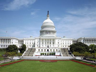 United States Capitol, west front