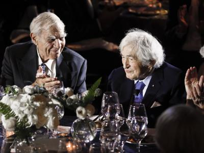 Debs and Wolfensohn