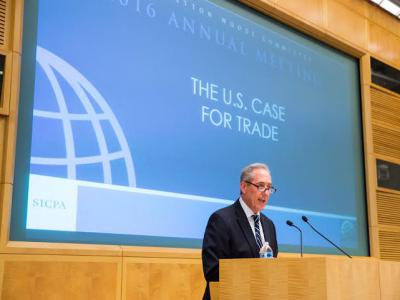 BWC Annual Meeting 2016 Froman