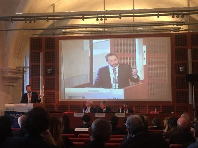 Randy Rodgers Rome Investment Forum 2018